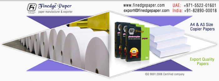 FINEDGE PAPER