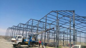 Zenith Steel Fabricators Limited; Design, Fabricate and Erect Structural Steel Work