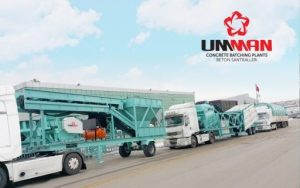 Umman Concrete Batching Plants