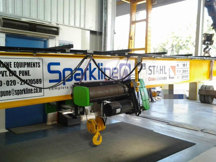 Sparkline Equipments Private Limited