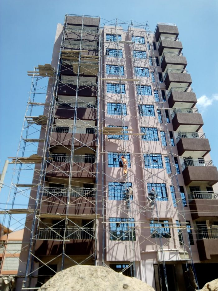 Liberty Events Contract Scaffolding