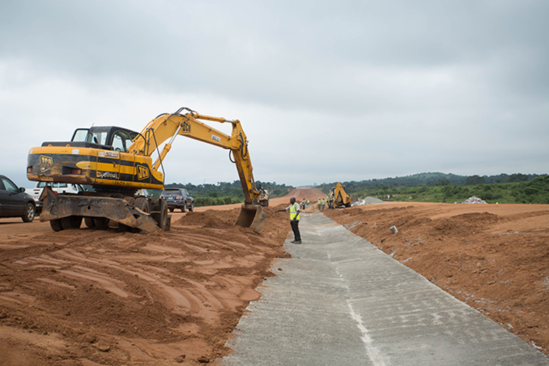 Road Construction Works Nigeria Tender