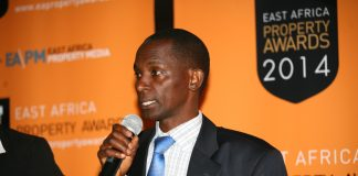 Architect Musau Kimeu