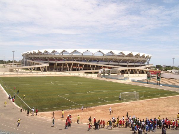 Tanzania's National stadium Complex completed