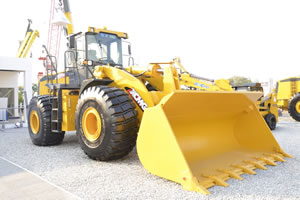 XCMG LW900K wheel loader 3