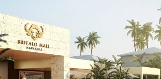 Ultramodern mall to elevate Kenyan town