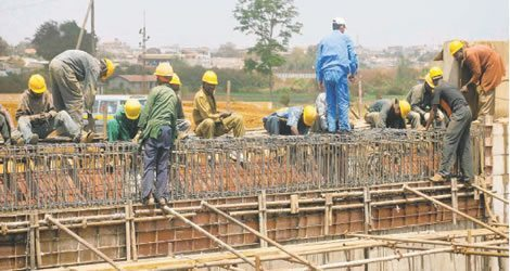 Tough times for construction industry