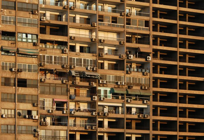 Egypt empty housing units