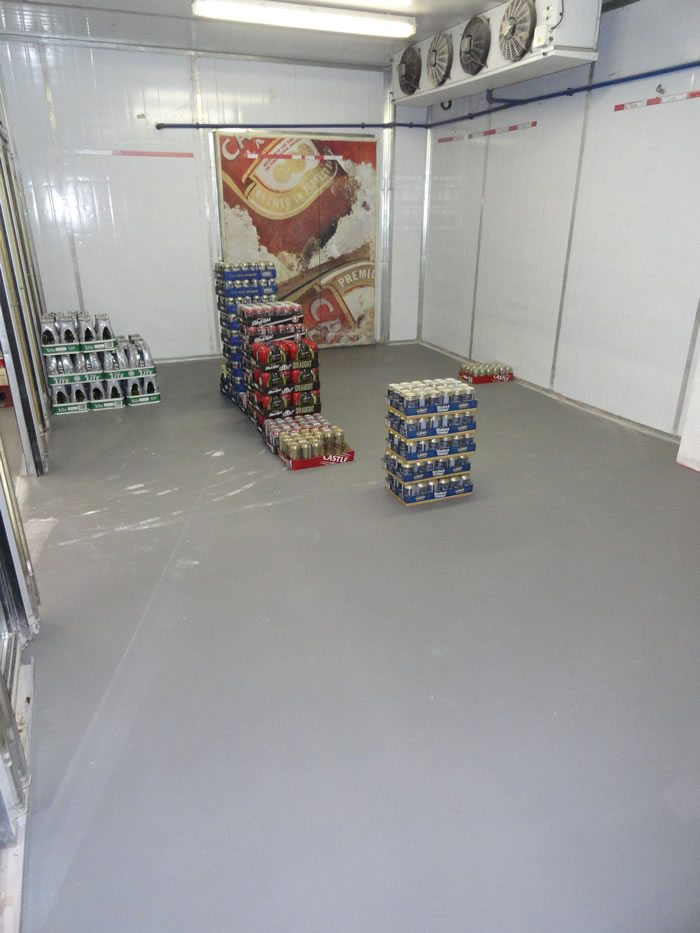 Two internationally approved Sika flooring products were recently used in a renovation project at Liberty Liquors' bottle store in central Durban, South Africa