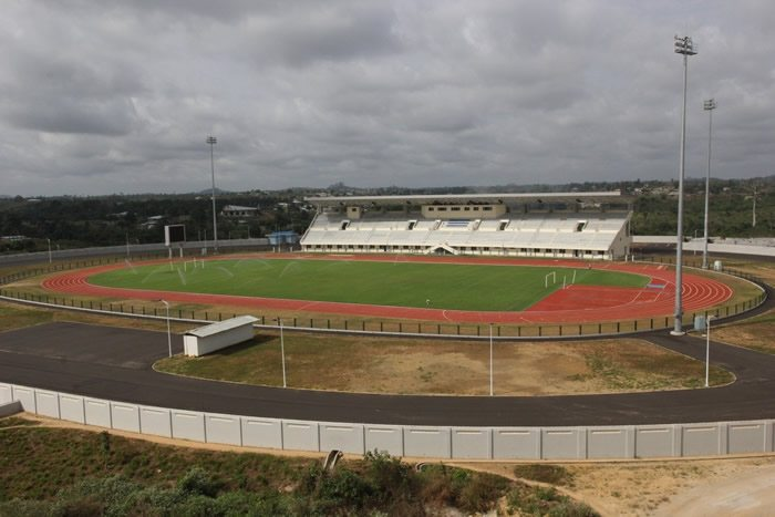 stadium in Sierra Leone