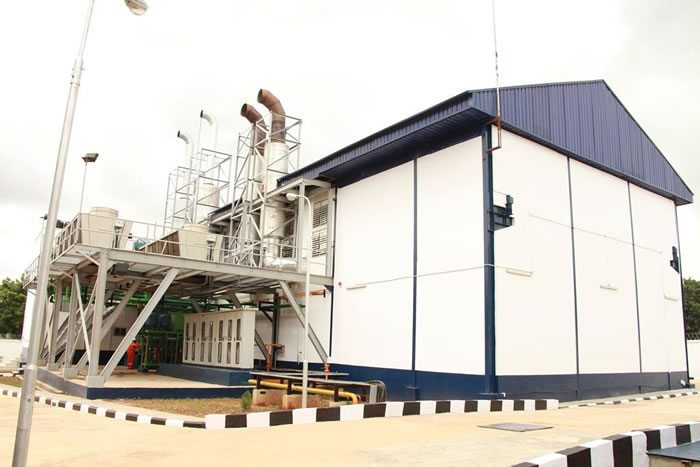 Alausa Power Plant