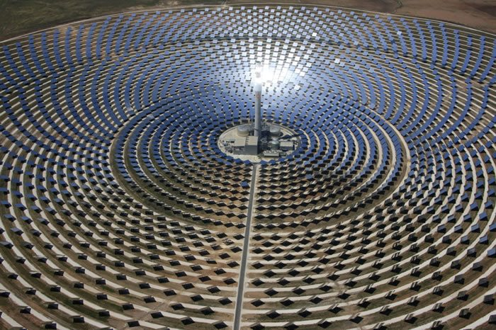 Africa's first thermal-solar power plant to be constructed