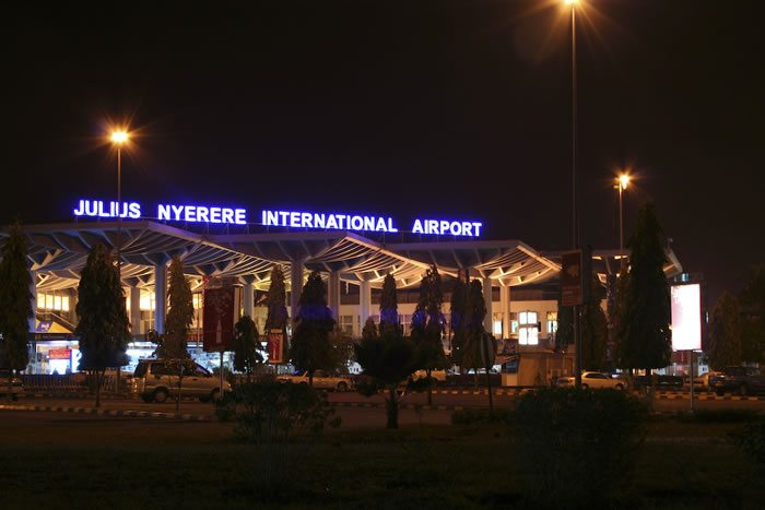 Julius_Nyerere_International_Airport
