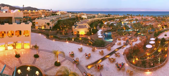A 5 Star resort hotel in Taba, South Sinai