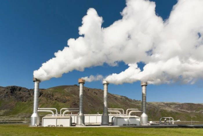 Africa-geothermal-power-plant