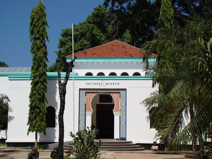 The National Museum of Tanzania