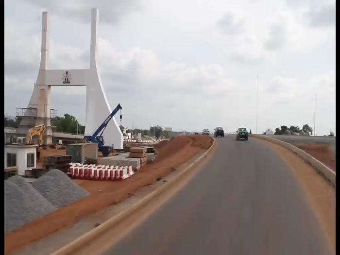 road constructed