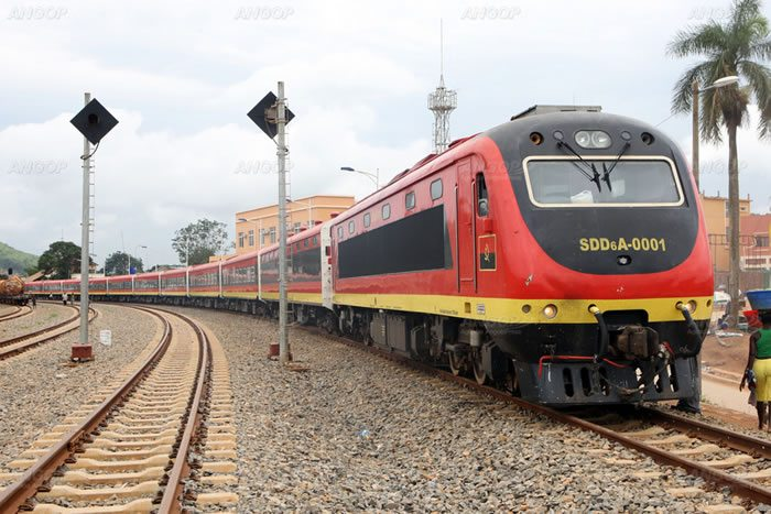 Ghana to revamp its railway sector
