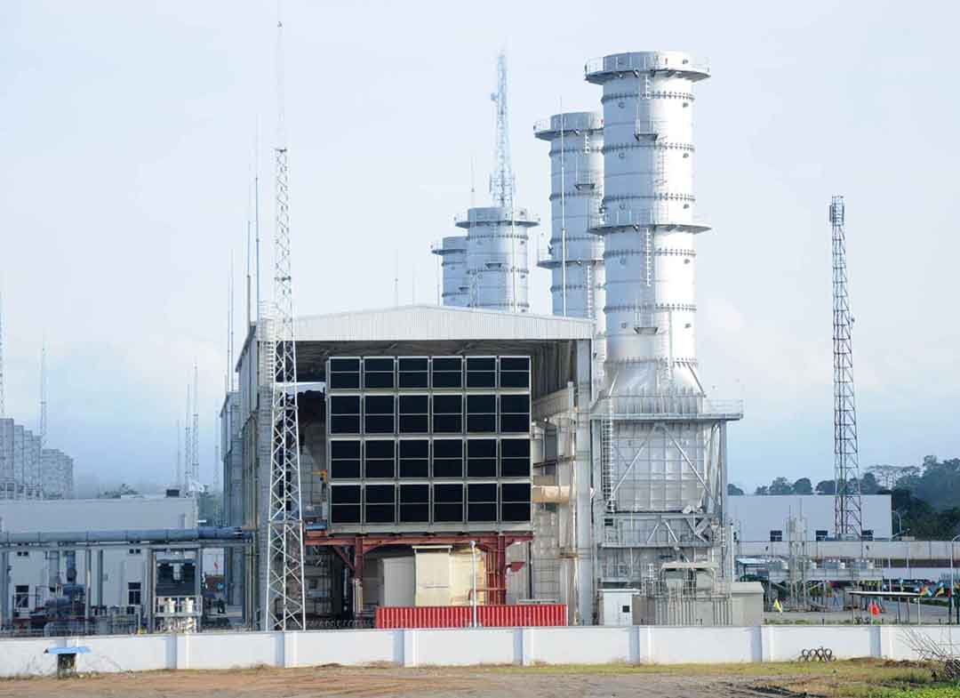 500mw capacity NIPP omotosho 11 power station