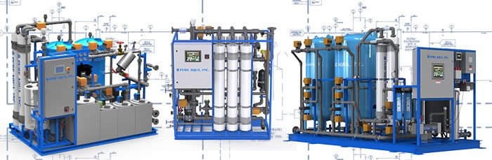 Pure Aqua ultrafiltration-systems