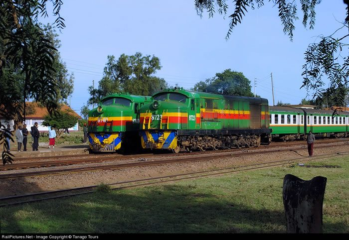 Kenya Rift Valley Railways