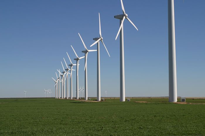 Top wind energy companies
