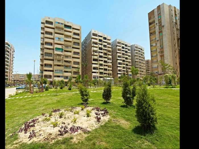 Madinet Nasr housing