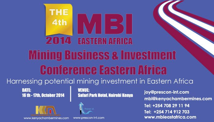 Mining Business & Investment Conference-AMB