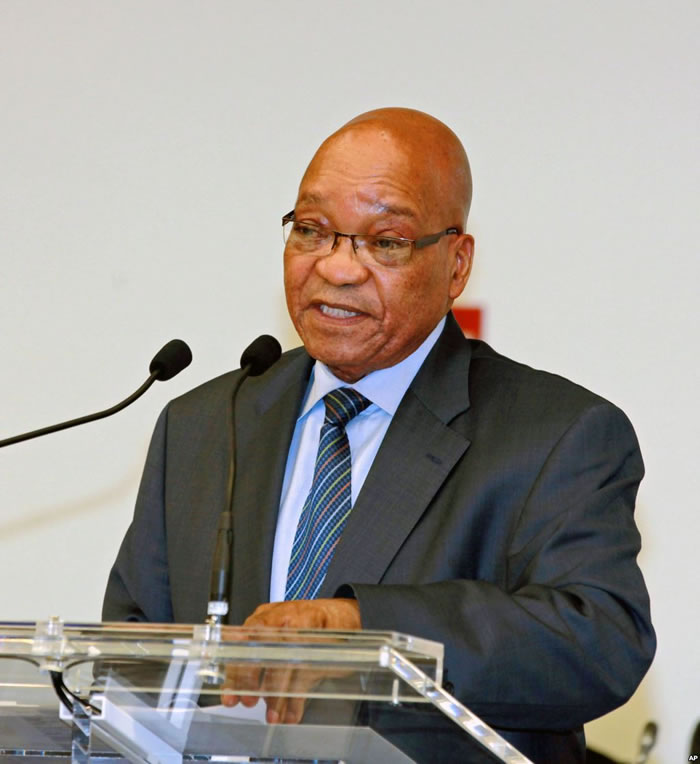 Jacob zuma South Africa President