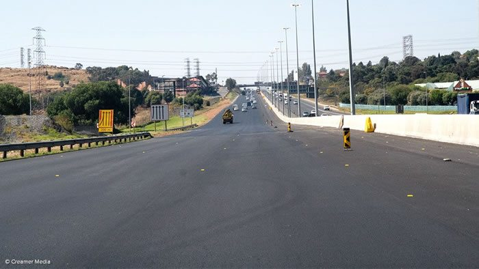 Rehabilitation of the N12 Road