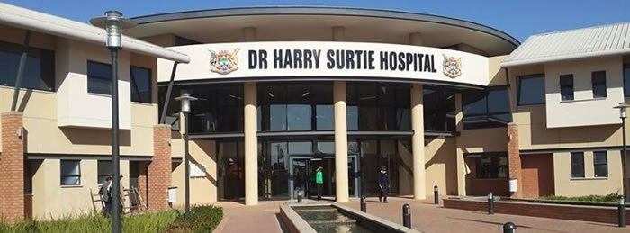 Dr Harry Surtie Hospital1