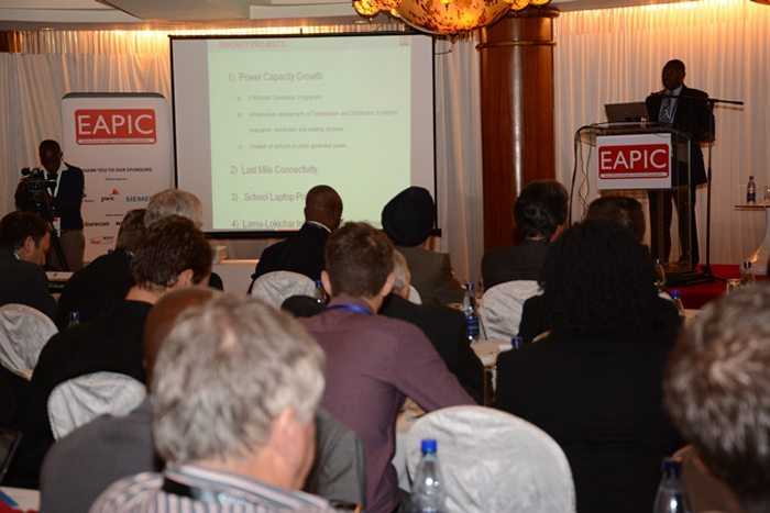 Attendants at the East African Power Industry Convention (EAPIC) conference on Sep. 3rd and 4th 2014