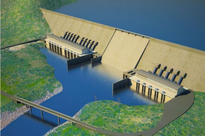 Chinese firms to construct the new US$ 700m Gebba River Dam, Ethiopia