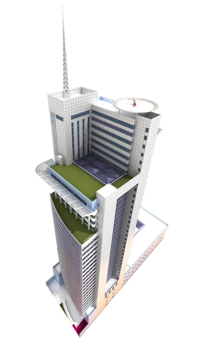 Kenya's tallest tower