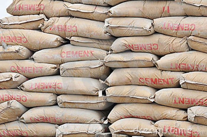 cement dumping southafrica