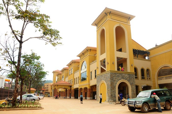Bugolobi Shopping Mall in Bugolobi.PHOTO BY LILLIA BABIRYE