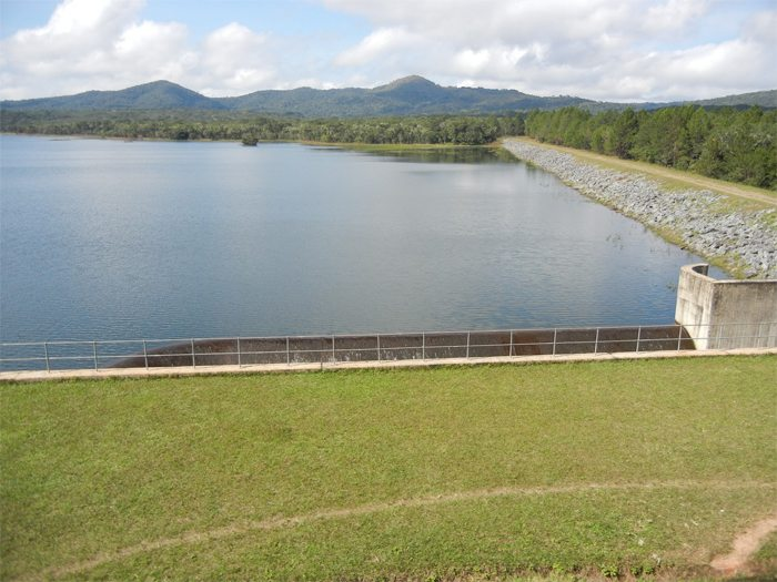 Dam Galiva near Mzuzu