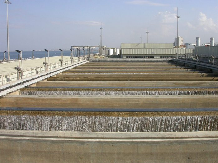 Seawater Desalination Finding A Concrete Solution To