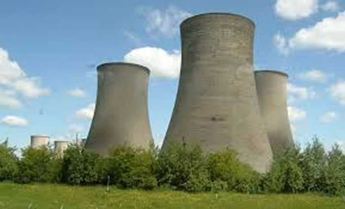 Harare thermal power station