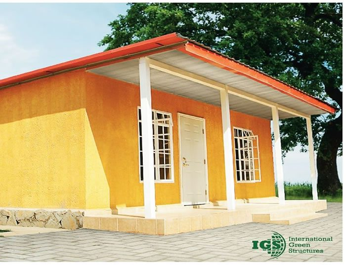 International green structures igs for Roofing designs in kenya