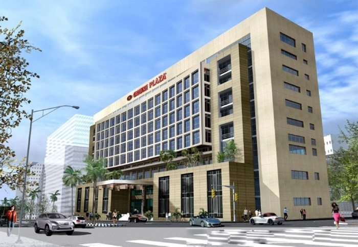 New Crowne Plazza Ethiopia