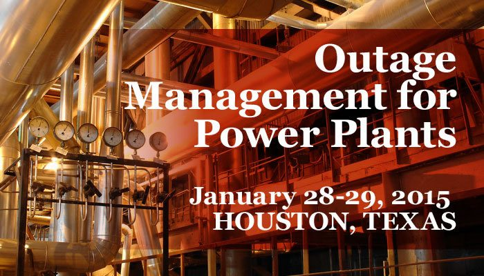 Outage Management for Power Plants pic