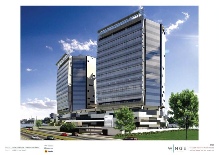 The Wing Towers Oando