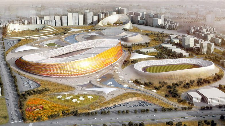 dezeen_Addis-Ababa-Stadium-and-Sports-Village-by-LAVA_4b