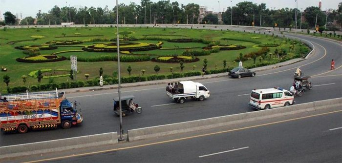 A ring road
