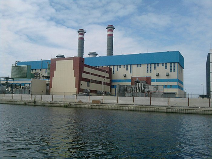 Egypt power station