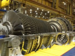 effects of ambient temperature on gas turbine output
