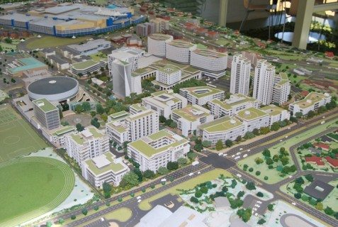 Menlyn Maine Model