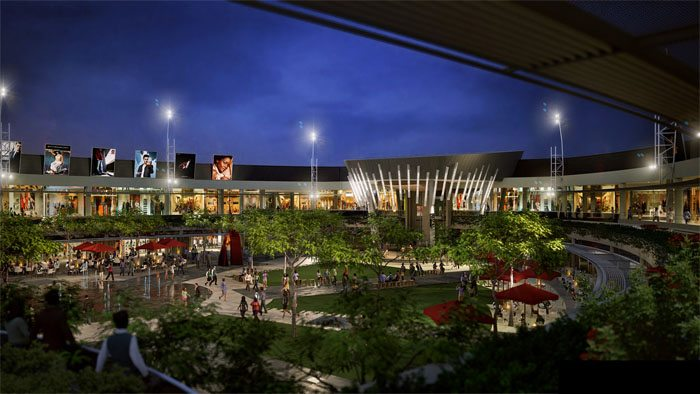 Menlyn Park Shopping Center