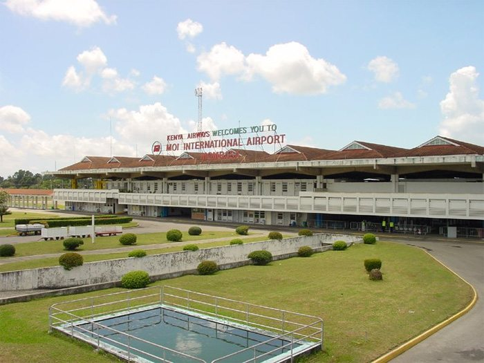 Moi International Airport Mombasa